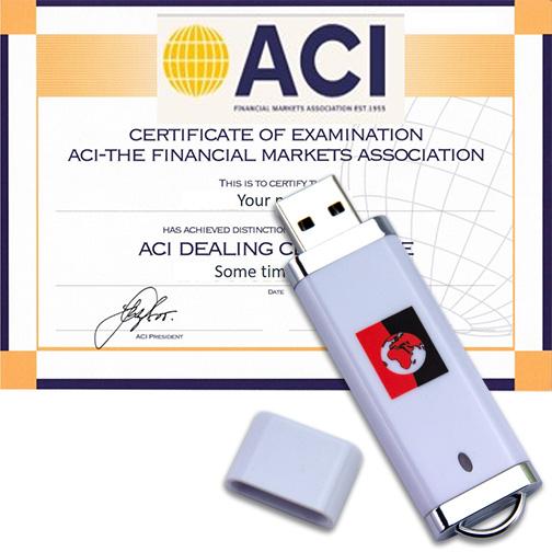 WinFOREX ACI Dealing Certificate