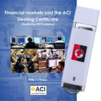Financial Markets ACI Dealing Textbook and Software